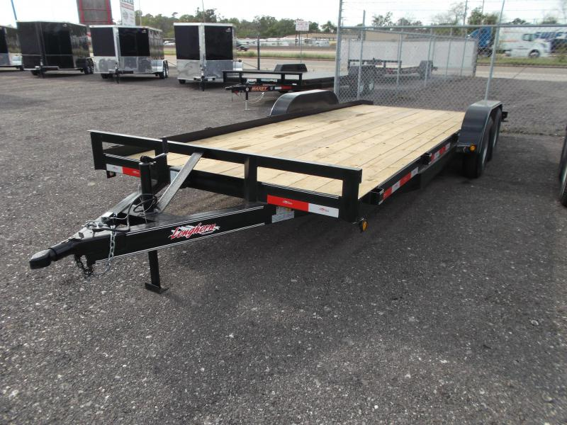 2014 Longhorn Trailers 20ft Tandem Axle 7K Car / Racing Trailer