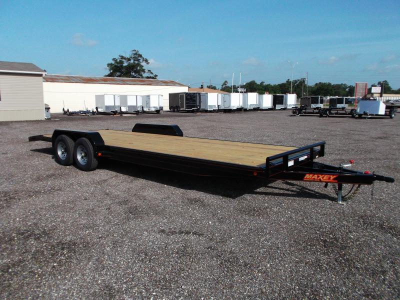 2015 Maxey 83X24 Car / Racing Trailer