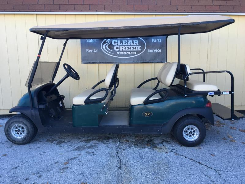 2012 Club Car Precedent Stretch Gas Golf Cart