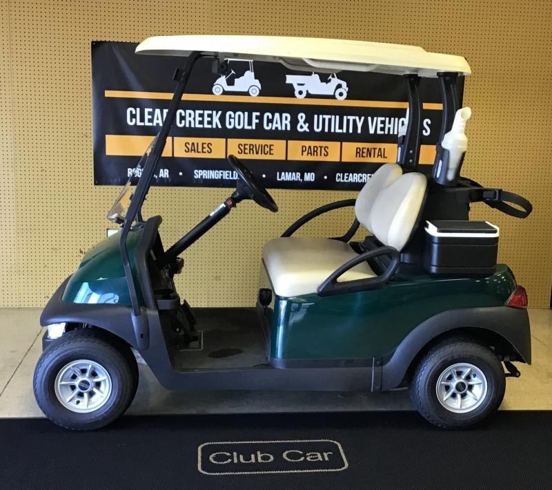 2011 Club Car Precedent Golf Cart