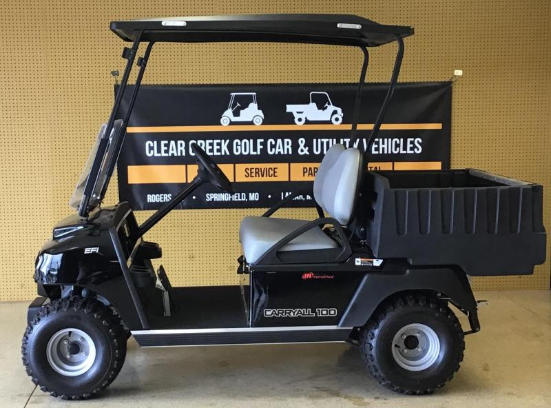 2019 Club Car Carryall 100 Utility Cart
