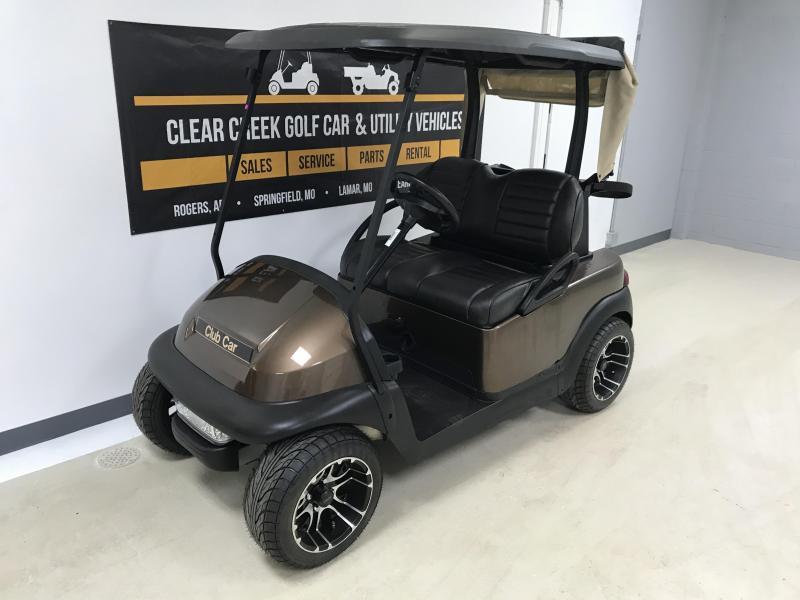 2016 Club Car precedent elec Golf Cart