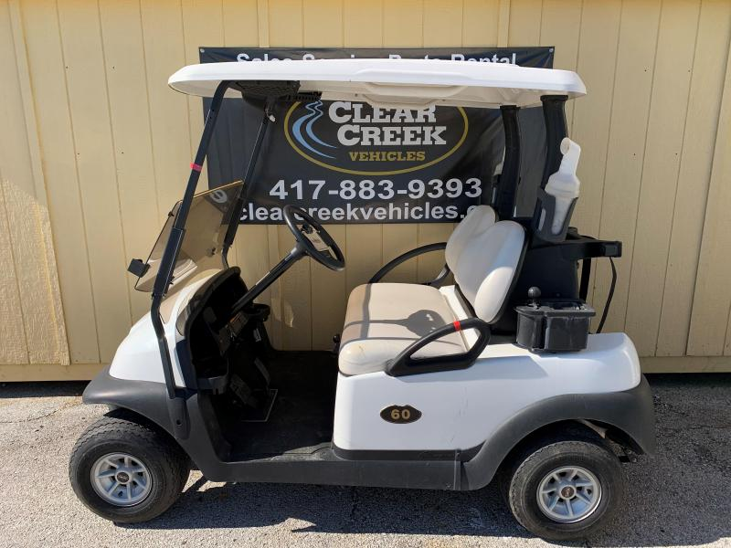 2015 Club Car Precedent Gas Golf Car
