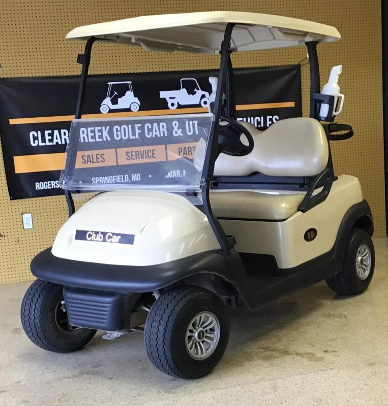 2015 Club Car Gas Precedent Golf Cart