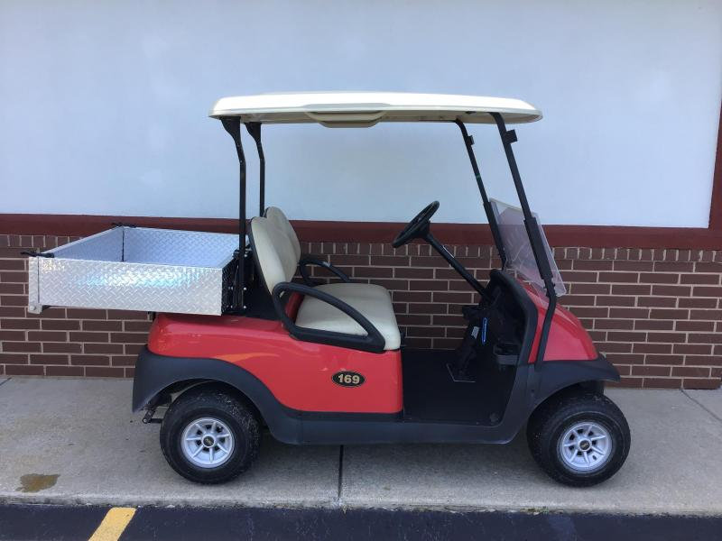 2014 Club Car Precedent Golf Cart w/ utility bed
