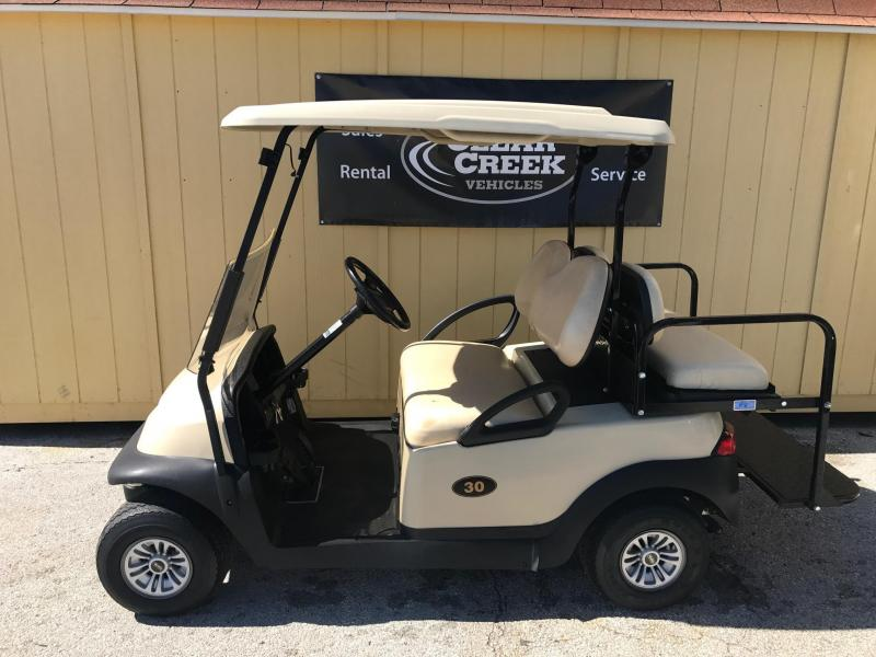 2012 Club Car Precedent Electric
