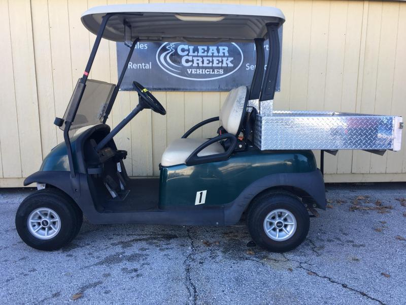 2008 Club Car Precedent Gas with box