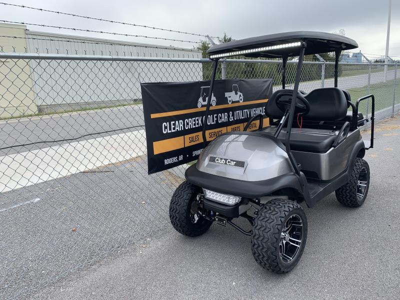 2014 Club Car Precedent Gas Golf Cart