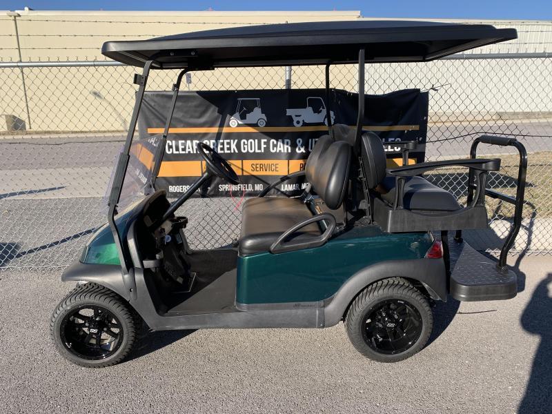 2016 Club Car Precedent Gas Golf Cart