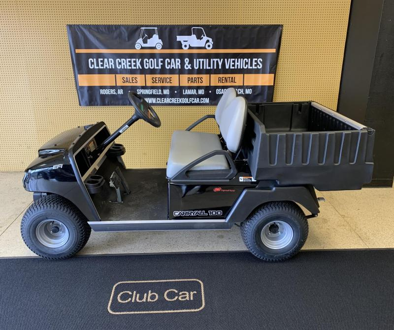 2019 Club Car Carry All 100 Utility Side-by-Side (UTV)
