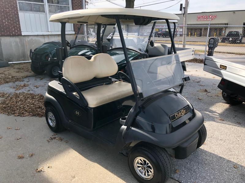 2008 Club Car Precedent Golf Cart Electric