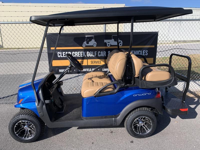 2020 Club Car Onward Gas Golf Cart