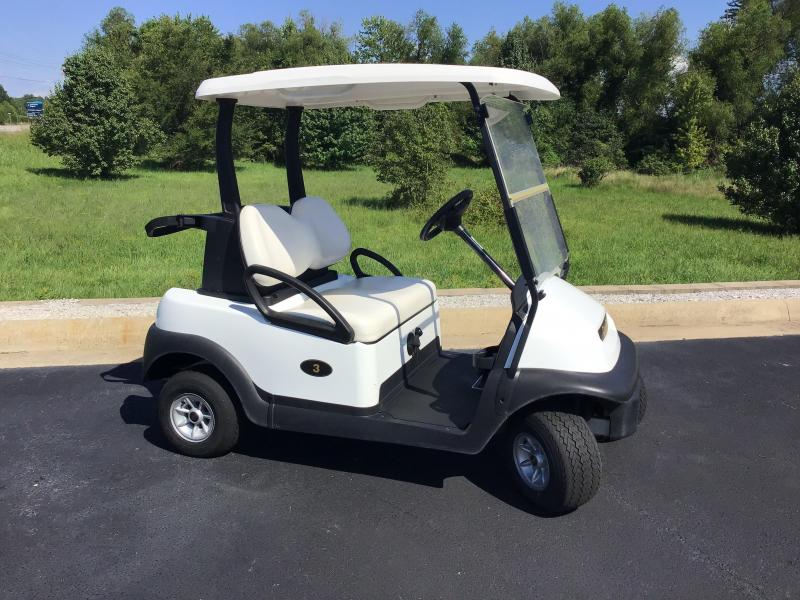 2015 Club Car Gas Precedent Golf Cart