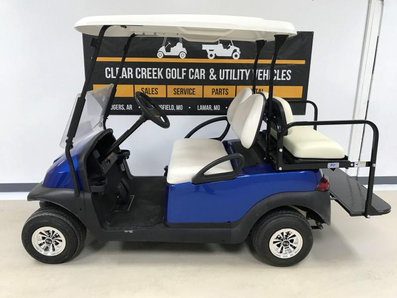 2015 Club Car Precedent Gas Golf Cart