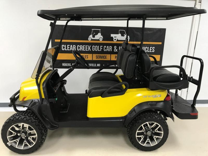 2020 Club Car ONWARD LT GAS Golf Cart
