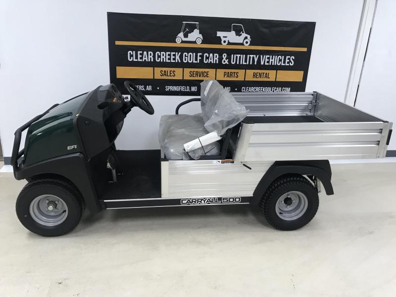 2019 Club Car carryall 500 Utility Side-by-Side (UTV)