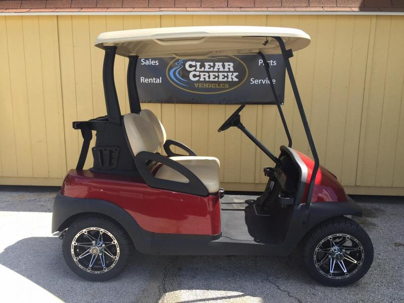 2013 Club Car Precedent i2 Personal (Electric) Golf Cart