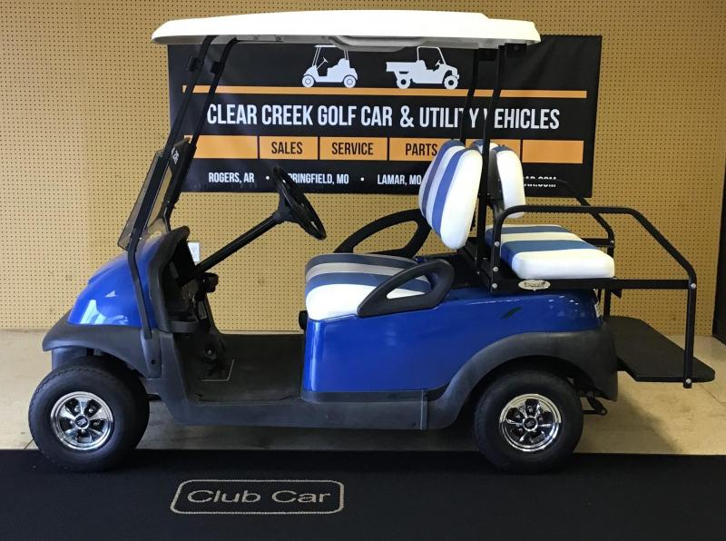 2010 Club Car Precedent Electric Golf Cart