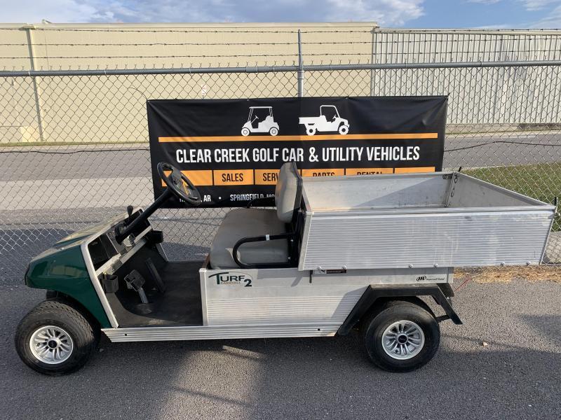 2012 Club Car Carryall Turf 2 Utility Golf Cart