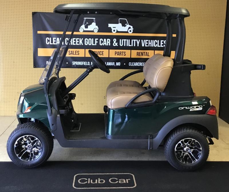 2019 Club Car Onward Lithium Golf Cart