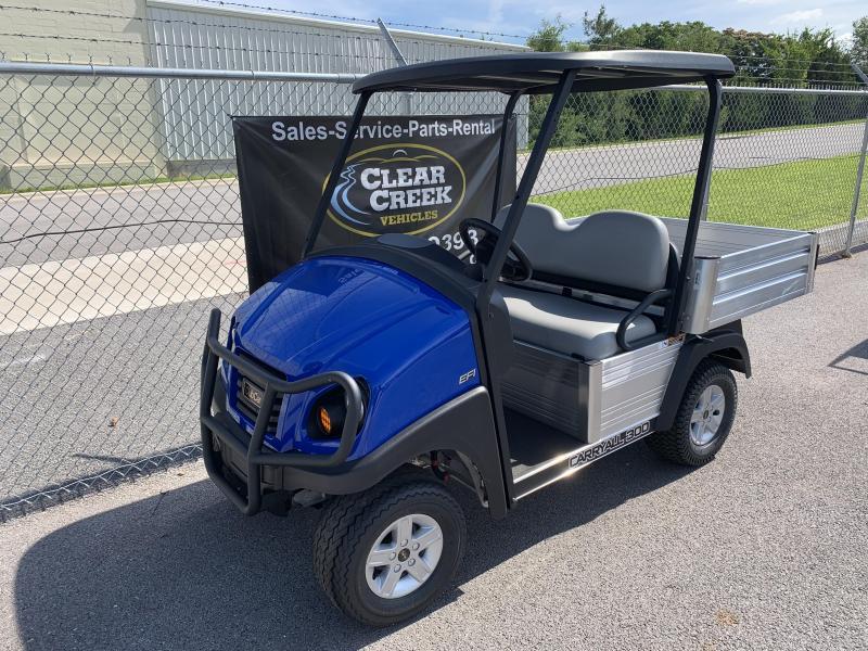 2019 Club Car Carryall 300 Utility Golf Cart