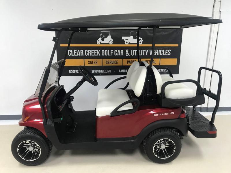 2020 Club Car Onward Electric Golf Cart