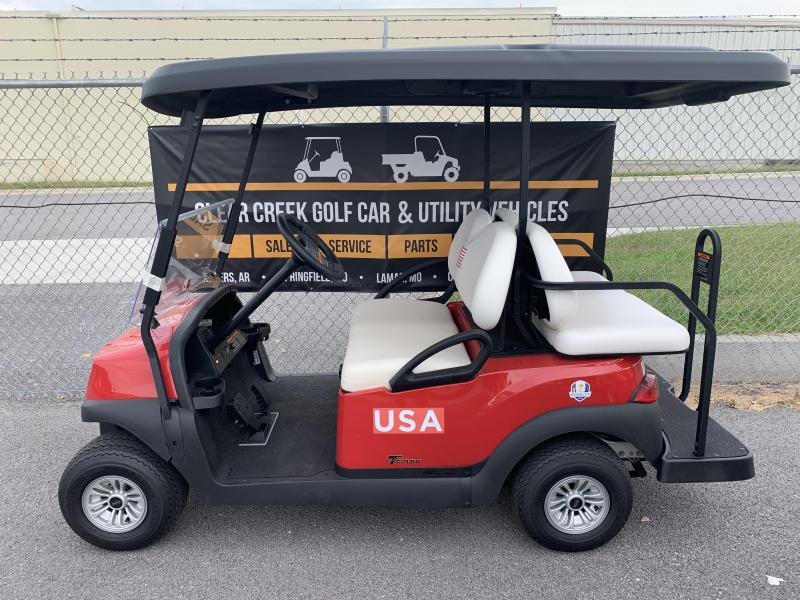 2018 Club Car Tempo 2+2 Electric Golf Cart