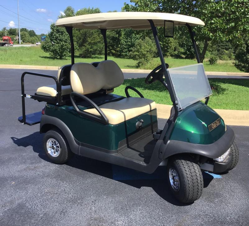 2014 Club Car Gas Precedent Golf Cart