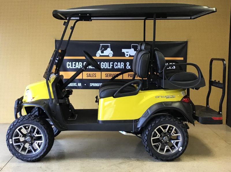 2020 Club Car Onward Limited Edition Gas Golf Cart
