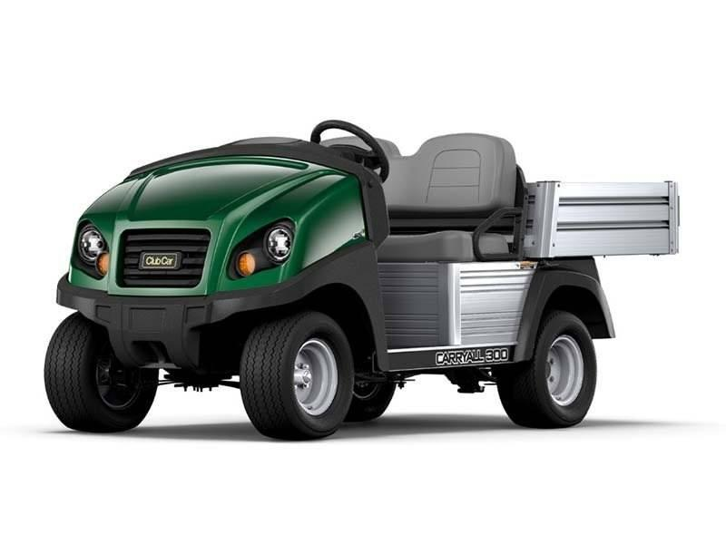 2017 Club Car Carryall 300