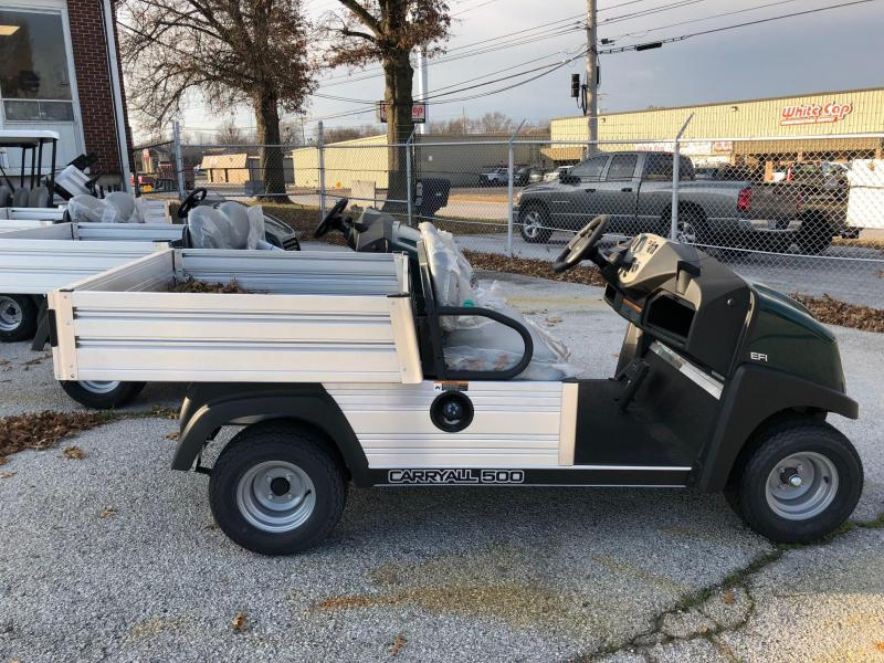 2017 Club Car Carryall 500 Gas