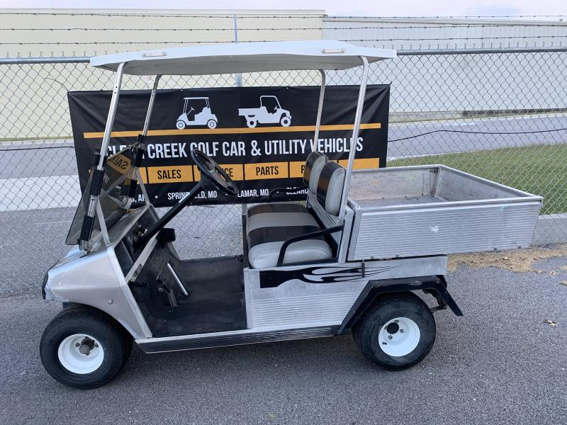 2002 Club Car Carryall Turf 1 Utility Gas Golf Cart