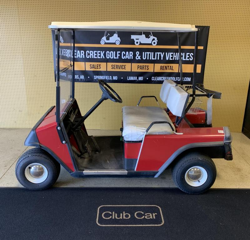 1989 Textron Off-Road Marathon Golf Cart