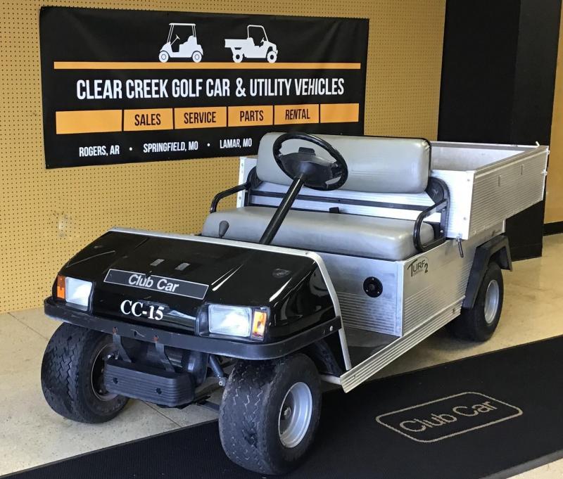 2013 Club Car Carryall Turf 2 Gas Golf Cart