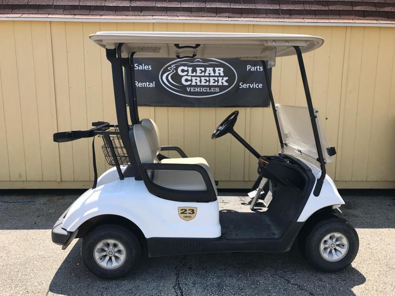2013 Yamaha Drive Gas Golf Cart