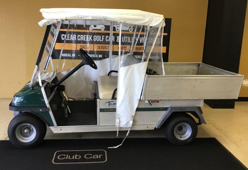 2004 Club Car Turf 2 Gas Golf Cart
