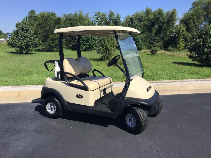 2016 Club Car Gas Precedent Golf Cart