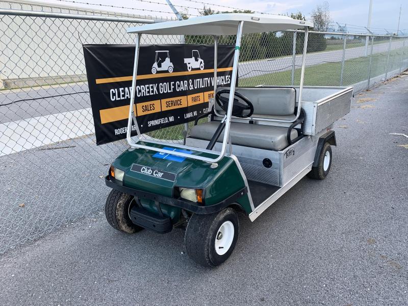 2010 Club Car Carryall Turf 2 Utility Gas Golf Cart