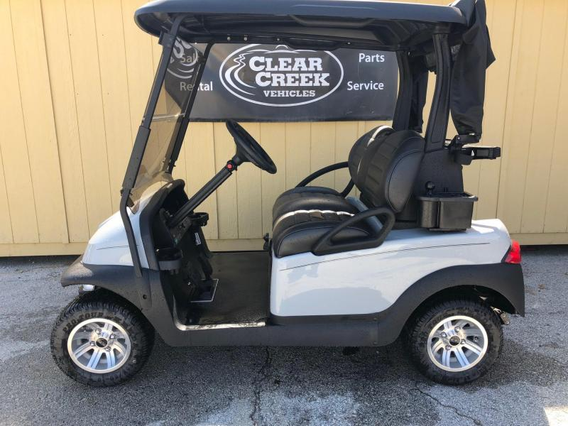 2018 Club Car Precedent Gas Golf Cart