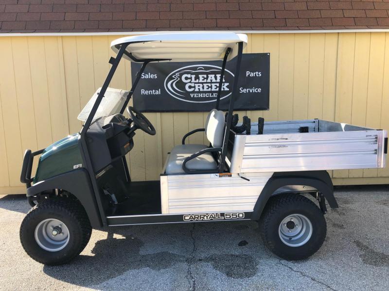 2017 Club Car Carryall 550