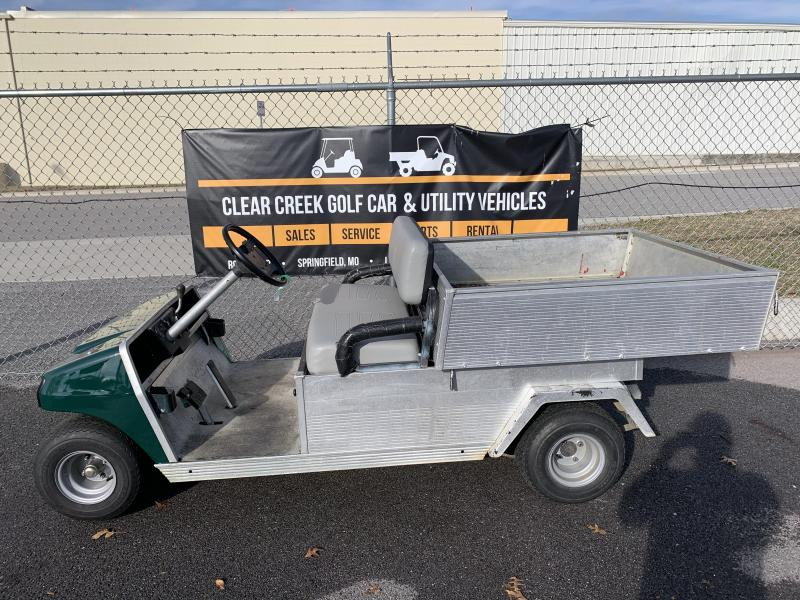 2010 Club Car Carryall Utility Turf Gas Golf Cart