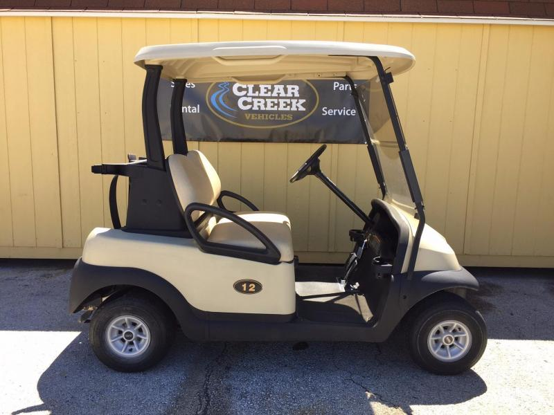 2012 Club Car Precedent i2 Excel