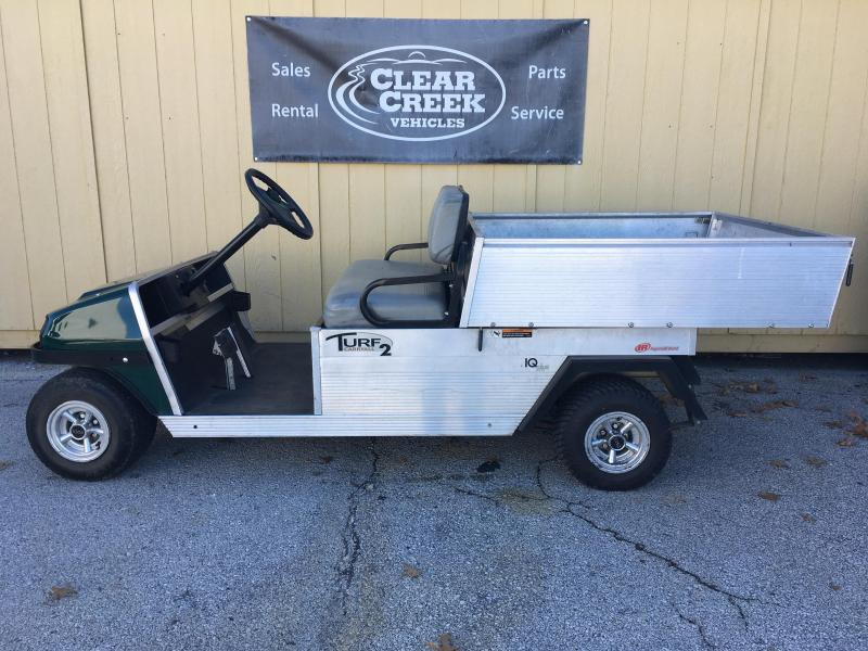 2008 Club Car Turf 2 Electric