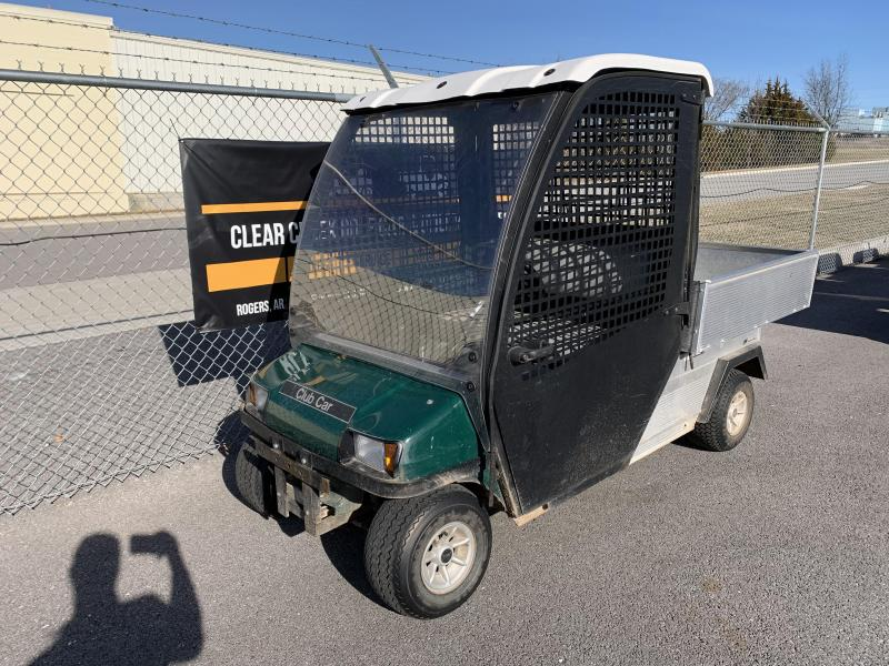 2014 Club Car Caryall Turf 2 Utility Vehicle Golf Cart