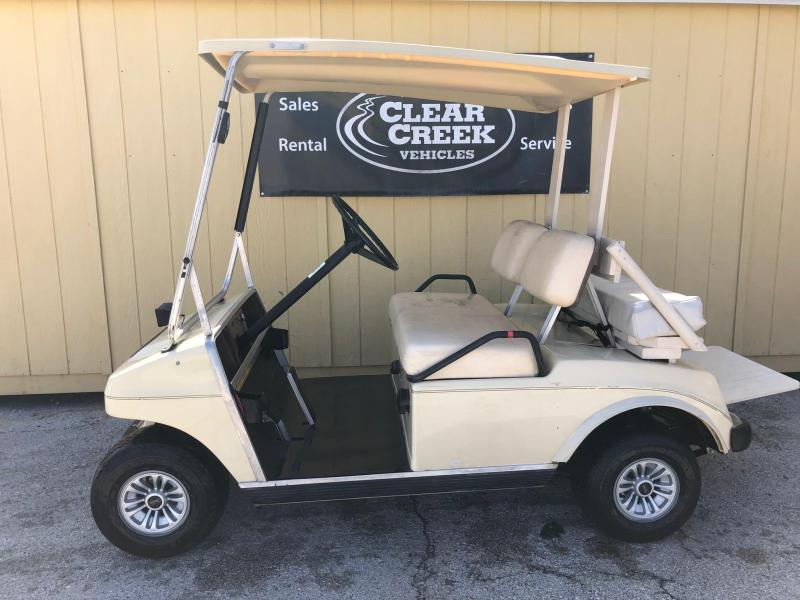 1990 Club Car DS Gas Golf Cart