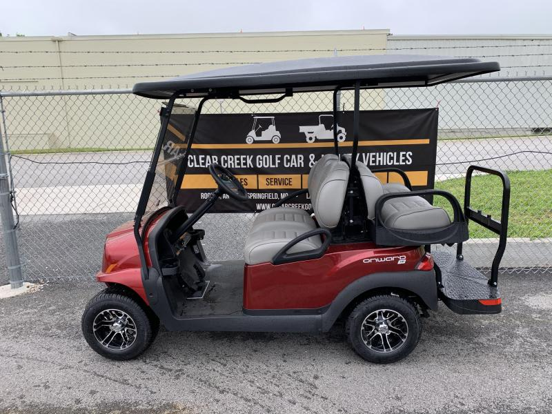2020 Club Car Onward HP Golf Cart