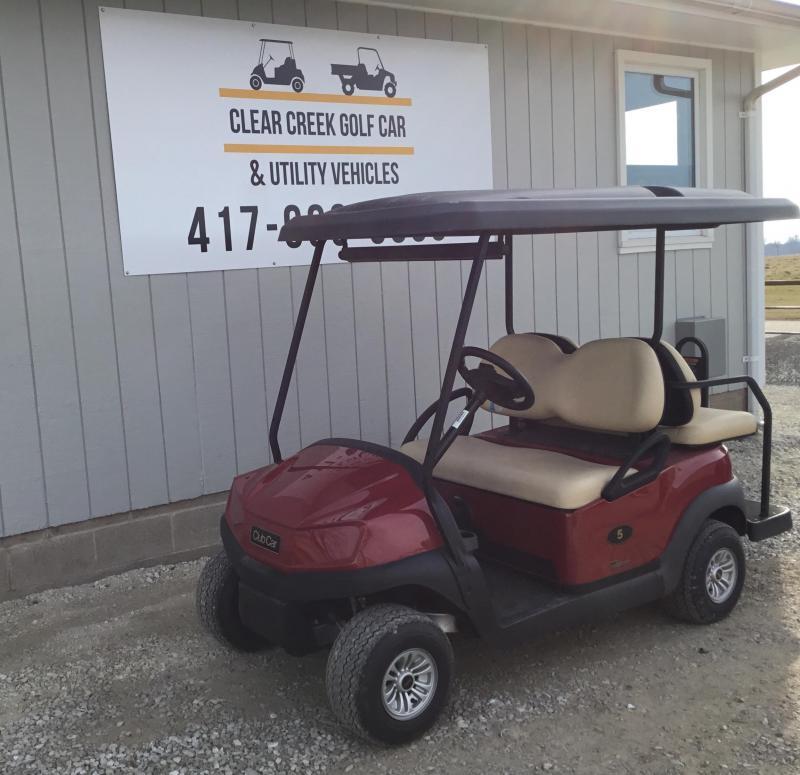 2019 Club Car Tempo Gas Golf Cart