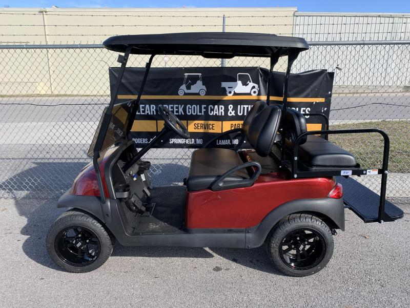2016 Club Car Precedent Gas Golf Cart