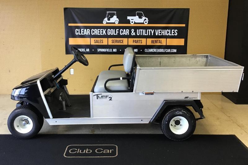2012 Club Car Turf 2 Gas Golf Cart