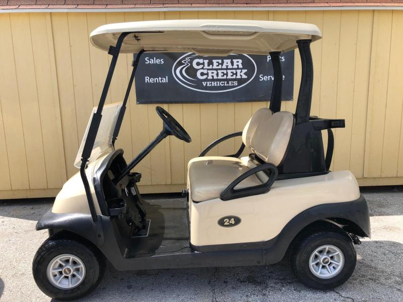 2013 Club Car Precedent Golf Cart Gas